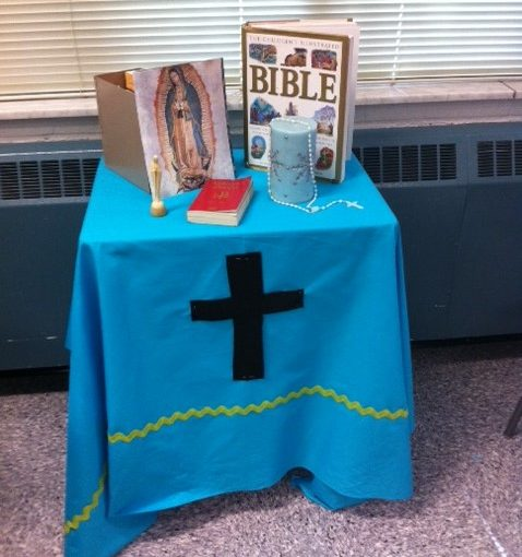 Prayer Table