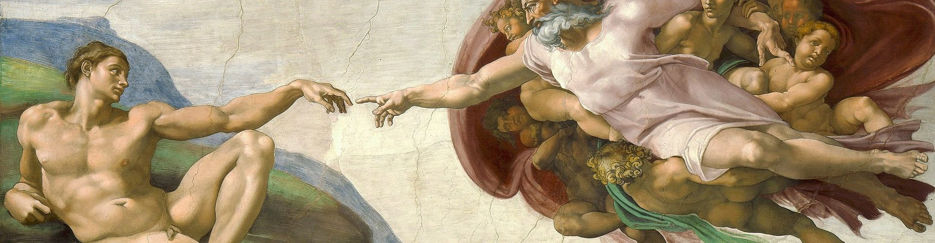 The Creation of Adam (Sistine Chapel)