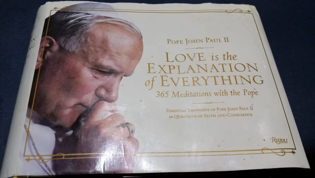 Love is the Explanation of Everything: 365 Meditations with Pope John Paul II